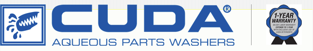 CUDA Aqueous Parts Washer Detergents