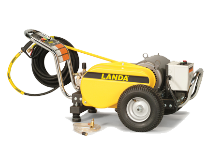 Landa PE Cold Water Pressure Washer