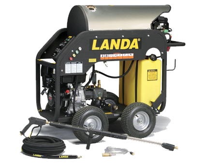 Horizontal Coil available on the Landa MHC Series Model