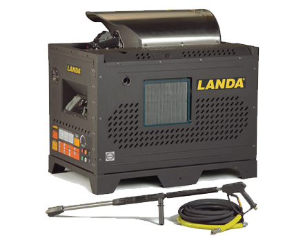 Landa PDHW Series Industrial-Duty, Diesel-Powered, Pressure Washer